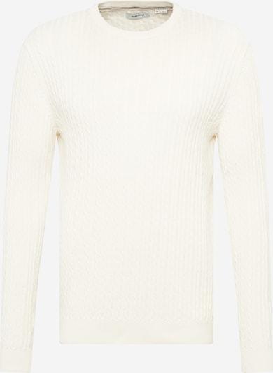JACK & JONES Neulepaita 'QUINTON' värissä valkoinen, Tuotenäkymä