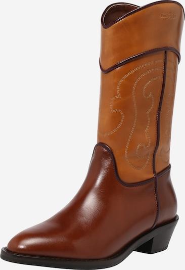 See by Chloé Cowboy saappaat 'Dany' värissä ruskea / konjakki, Tuotenäkymä