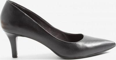 Venturini Milano Spitz-Pumps in 39 in schwarz, Produktansicht