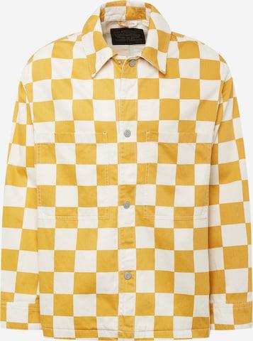 LEVI'S Between-Season Jacket 'Portola' in Yellow