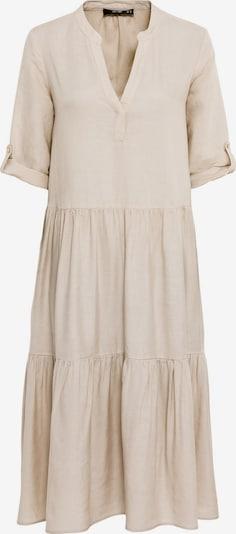 HALLHUBER Leinenkleid in beige, Produktansicht