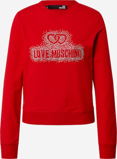 Megztinis be užsegimo 'W630215E2139' iš Love Moschino , spalva - raudona, Prekių apžvalga