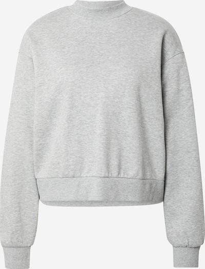 WEEKDAY Sweat-shirt 'Amaze' en gris clair, Vue avec produit