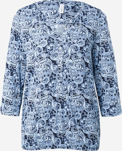 Soyaconcept Blouse 'FELICITY' in Blue / Light blue, Item view
