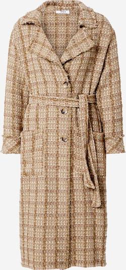 Liebesglück Mantel in beige / braun, Produktansicht