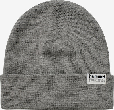 Hummel Mütze in grau, Produktansicht