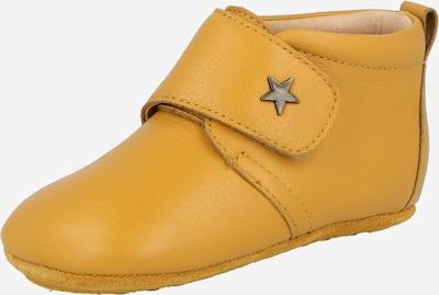 BISGAARD Huisschoenen 'Star' in de kleur Mosterd, Productweergave