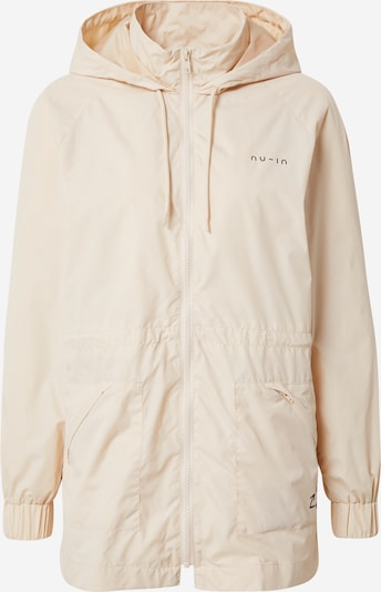 NU-IN Windbreaker in beige, Produktansicht
