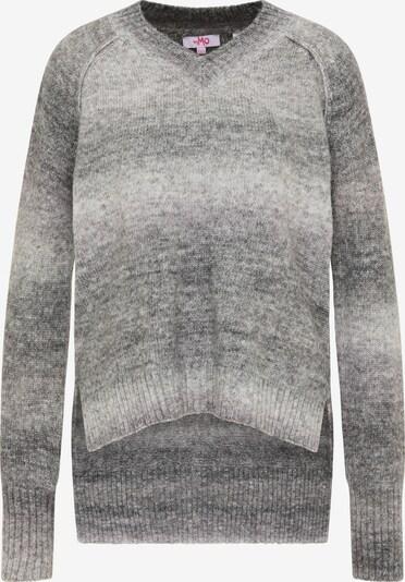 MYMO Pullover in grau / hellgrau, Produktansicht