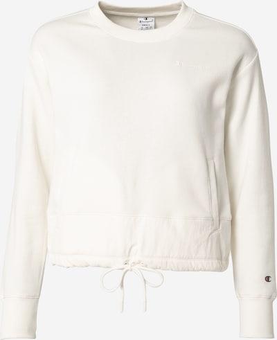 Champion Authentic Athletic Apparel Sportisks džemperis, krāsa - balts, Preces skats