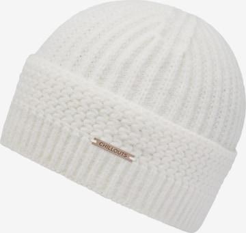 chillouts Müts 'Kathleen', värv valge