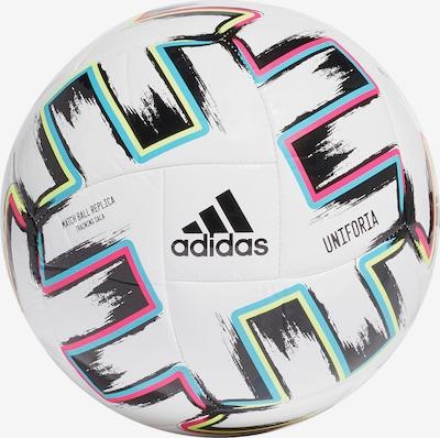 ADIDAS PERFORMANCE Ball in grün / pink / schwarz / weiß, Produktansicht