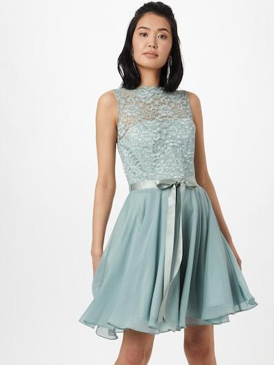 SWING Sukienka koktajlowa w kolorze pastelowy zielonym, Podgląd na modelu(-ce)