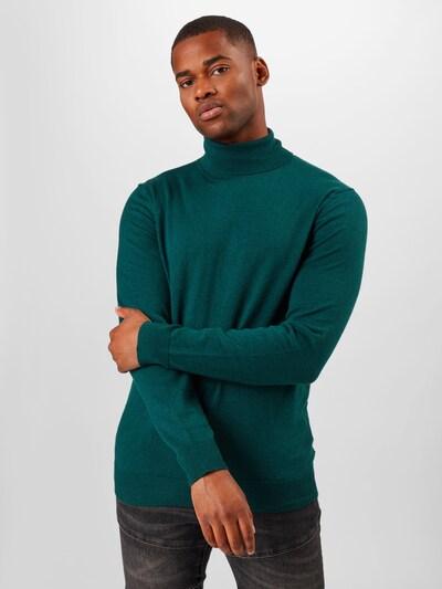 Megztinis iš ESPRIT , spalva - tamsiai žalia: Vaizdas iš priekio