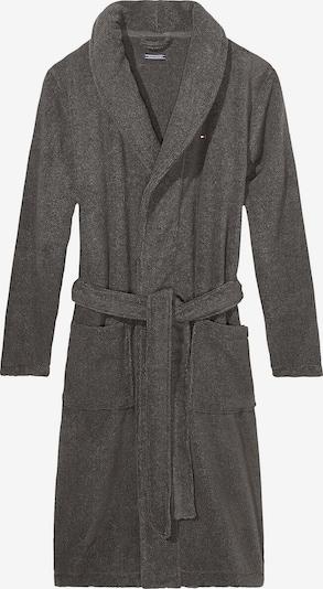 Tommy Hilfiger Underwear Dlhý župan 'Icon bathrobe' - sivá, Produkt
