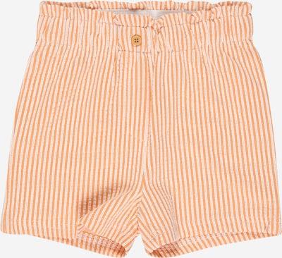 NAME IT Pantalon 'FAME' en saumon / blanc, Vue avec produit
