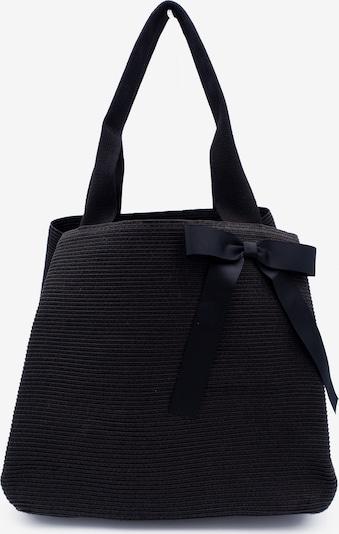 Kamoa Shopper in nachtblau / schwarz, Produktansicht