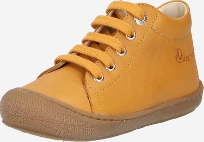 NATURINO Lauflernschuh  'AMBRA' in gelb, Produktansicht