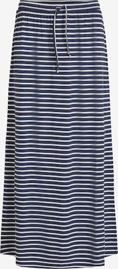 VILA Skirt 'VIDELL' in navy / white, Item view