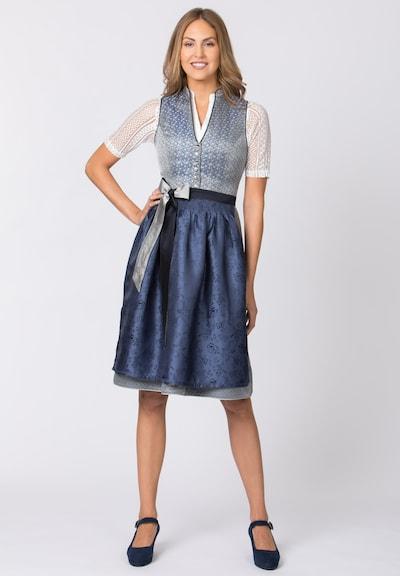 STOCKERPOINT Dirndl 'Ofelia' in blau, Modelansicht