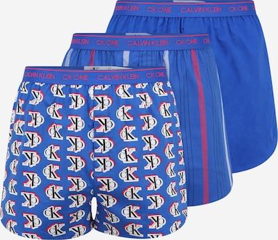 Calvin Klein Underwear Boxershorts i blå / svart / vit, Produktvy