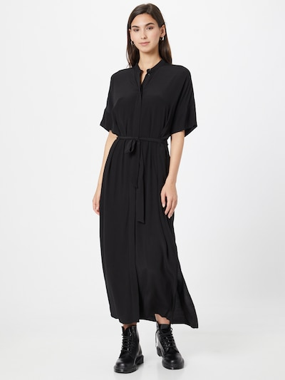 Esprit Collection Shirt Dress in Black, View model