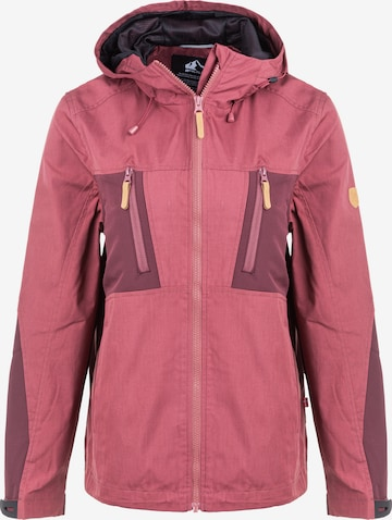 Whistler Outdoor Jacket 'IRA W' in Pink