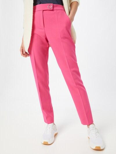 HUGO Hose 'Hilesa' in pink, Modelansicht