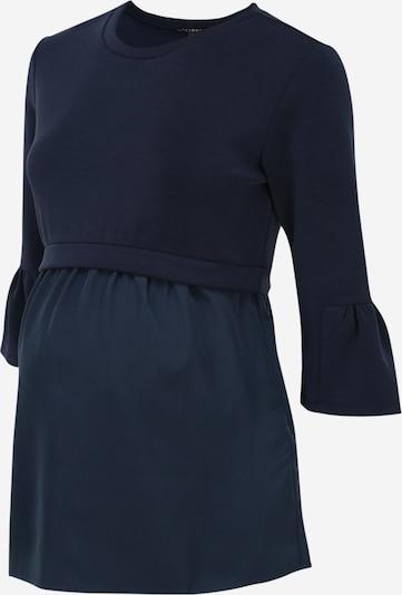 Attesa Shirt in blue denim, Produktansicht