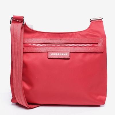 Longchamp Schultertasche  in M in rubinrot, Produktansicht