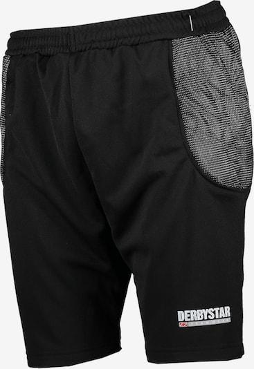 DERBYSTAR Hose in grau / schwarz, Produktansicht