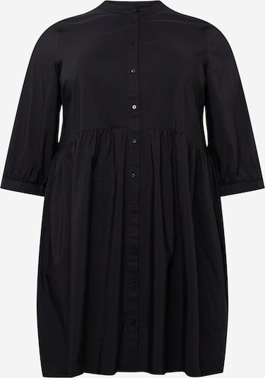 Vero Moda Curve Shirt dress 'SISI' in Black, Item view