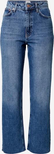 Jeans NA-KD pe albastru denim, Vizualizare produs