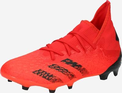Ghete de fotbal ADIDAS PERFORMANCE pe roșu / negru, Vizualizare produs