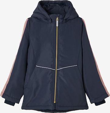 NAME IT Between-season jacket 'Maxi' in Blue