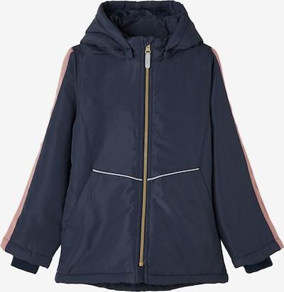 NAME IT Between-Season Jacket 'Maxi' in Night blue / Gold / Pink, Item view