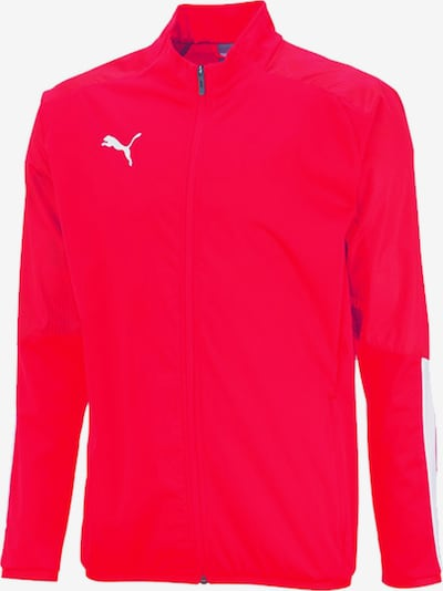 PUMA Jacke in rot: Frontalansicht