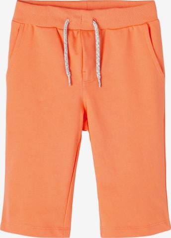NAME IT Shorts 'VERMO' in Orange