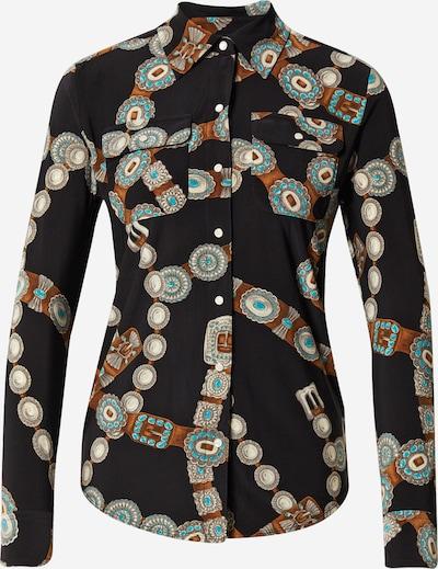 Lauren Ralph Lauren Bluse 'CORWIN' in mischfarben / schwarz, Produktansicht