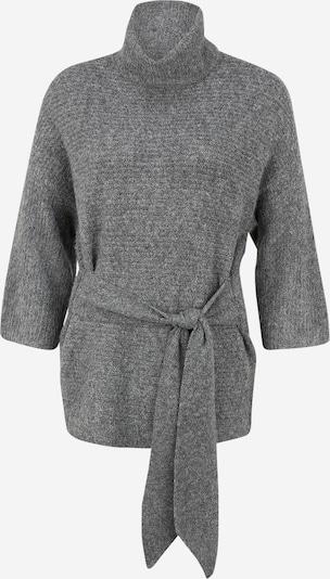 ONLY Pullover 'Marli' in hellgrau / dunkelgrau, Produktansicht