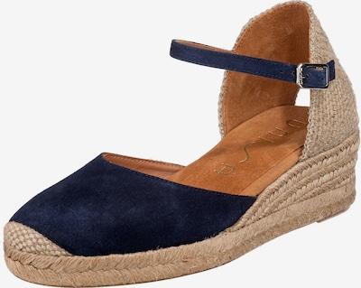 UNISA Sandale 'Cisca' in dunkelblau, Produktansicht