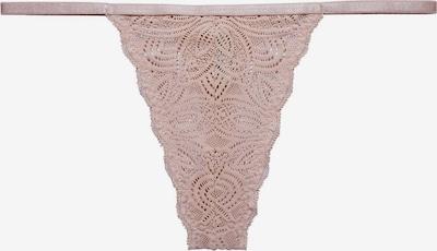 Underprotection String 'Luna' in nude, Produktansicht