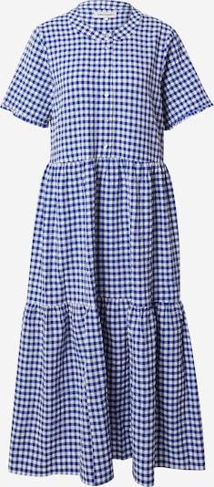 Rochie tip bluză Lollys Laundry pe albastru / alb, Vizualizare produs