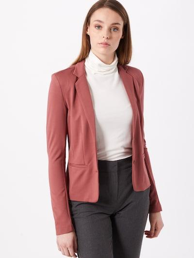 ONLY Kavaj i rosa, På modell