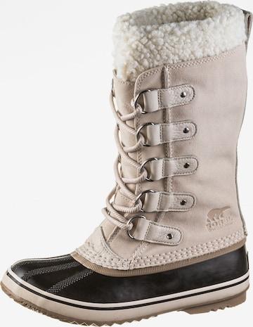 SOREL Boots 'JOAN OF ARCTIC WP' in Beige