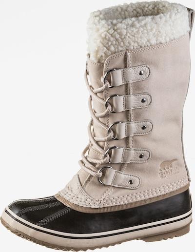 SOREL Boots 'JOAN OF ARCTIC WP' in Beige / Black, Item view