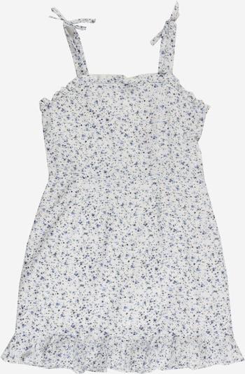Bardot Junior Kleid in blau / hellblau / grün / weiß, Produktansicht