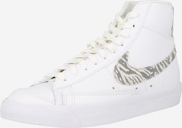 Nike Sportswear Kõrged ketsid, värv valge