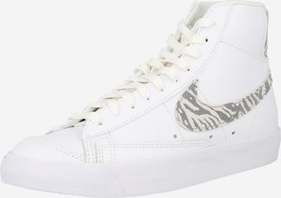 Nike Sportswear Členkové tenisky - sivá / púdrová / biela, Produkt