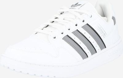 ADIDAS ORIGINALS Sneaker 'NY 90' in grau / weiß, Produktansicht